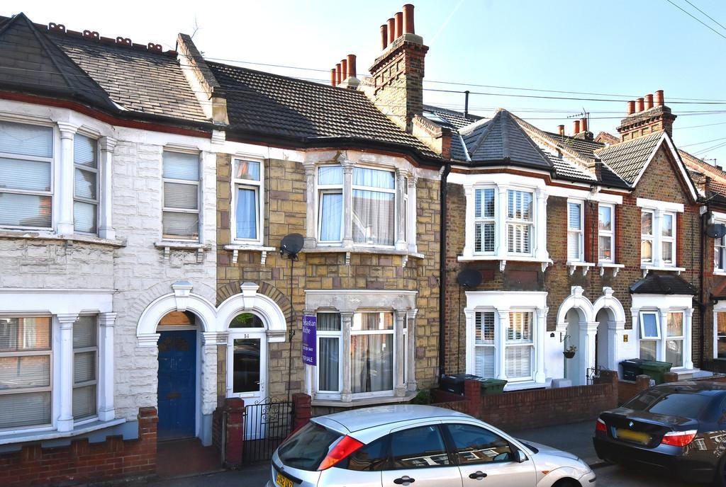 3 Bedrooms Terraced House for sale in Wearside Road SE13