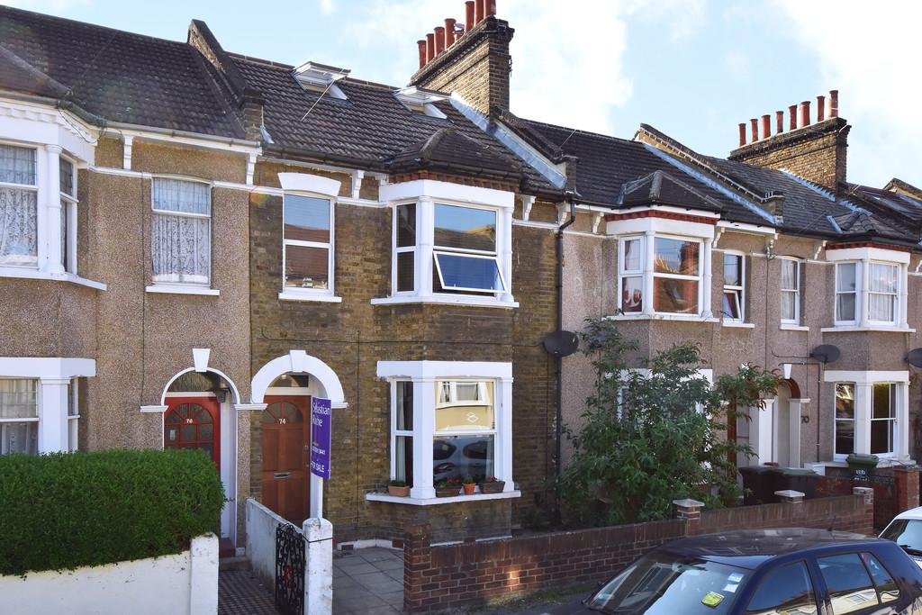 4 Bedrooms Terraced House for sale in Marsala Road SE13