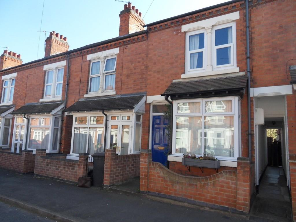 3 Bedrooms Terraced House for sale in Curzon Street, Loughborough