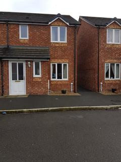 3 bedroom semi-detached house to rent - 8 Scribe Place, Irlam, Manchester