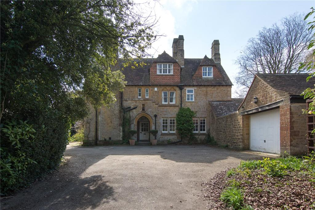 4 Bedrooms Semi Detached House for sale in Great Lane, Shepton Beauchamp, Ilminster, Somerset, TA19