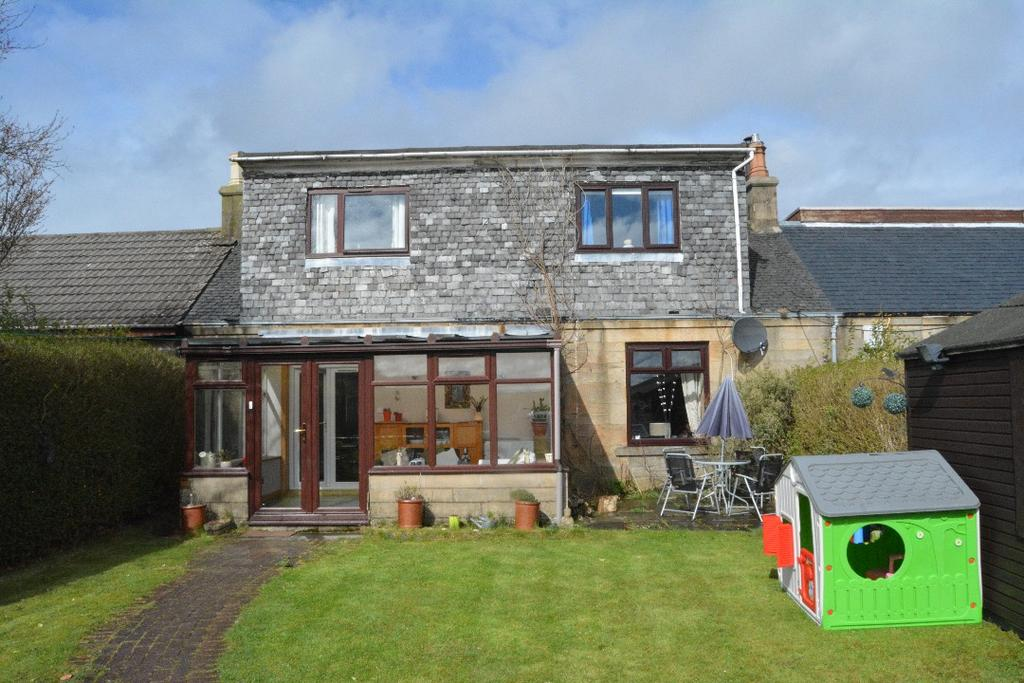3 Bedrooms Terraced House for sale in ., California, Falkirk, FK1 2DG
