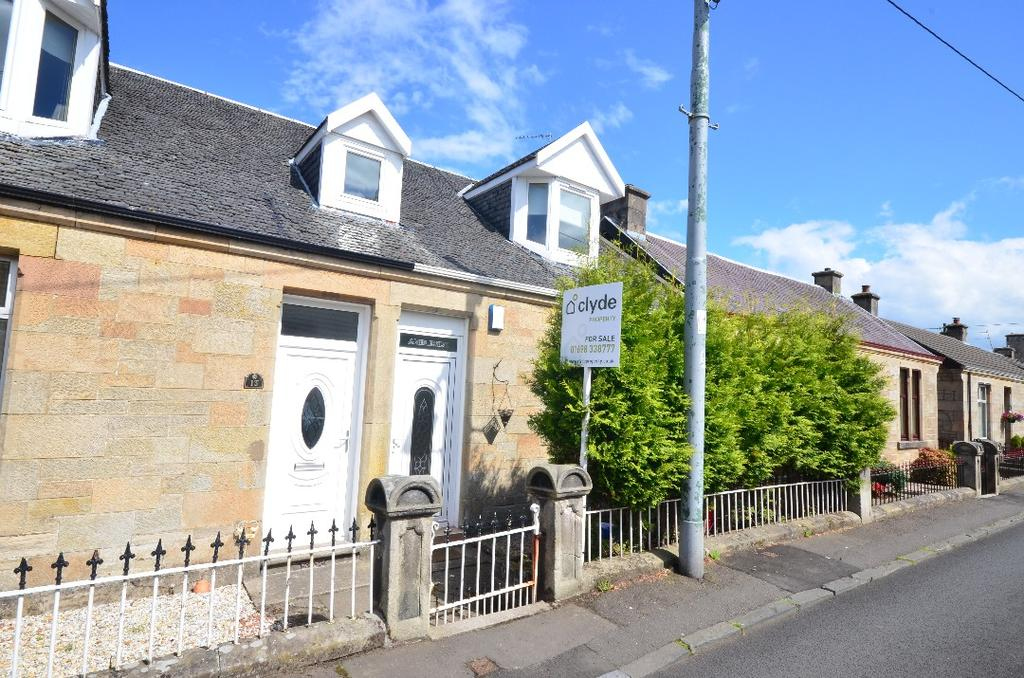 3 Bedrooms Terraced House for sale in Croft Road, Larkhall, South Lanarkshire, ML9 1BH