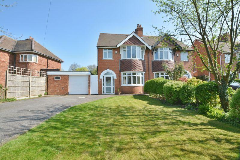 4 Bedrooms Semi Detached House for sale in Burton Road, Uphill, Lincoln