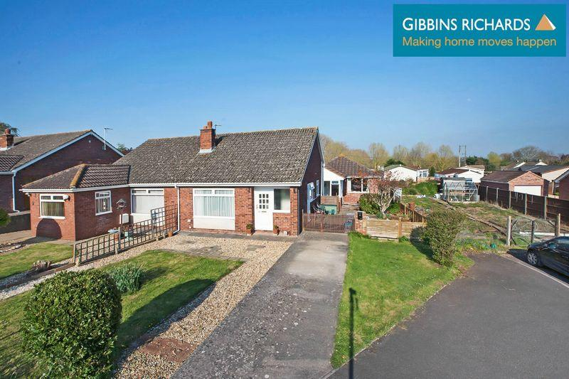 3 Bedrooms Semi Detached Bungalow for sale in Conway Road, Cannington