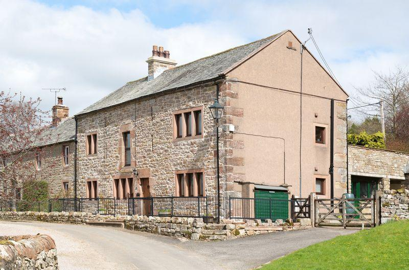 5 Bedrooms Semi Detached House for sale in Heron View, Maulds Meaburn, Penrith