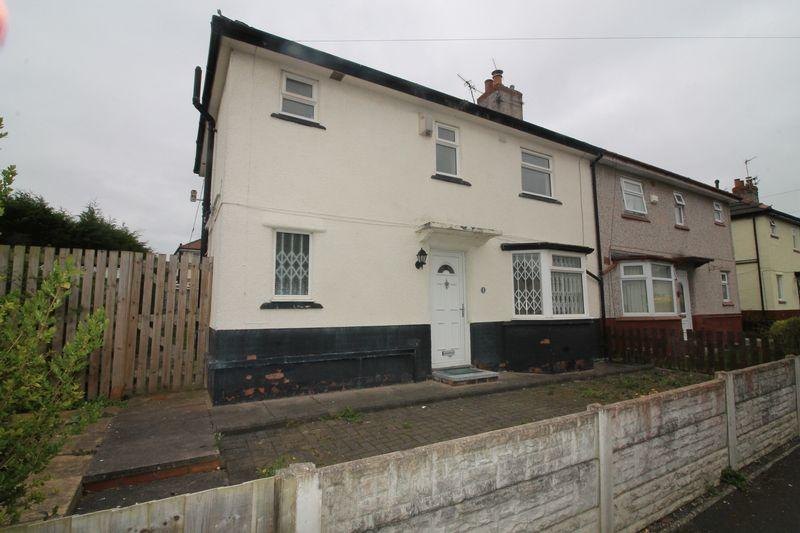 3 Bedrooms Semi Detached House for sale in Solly Avenue, Rock Ferry