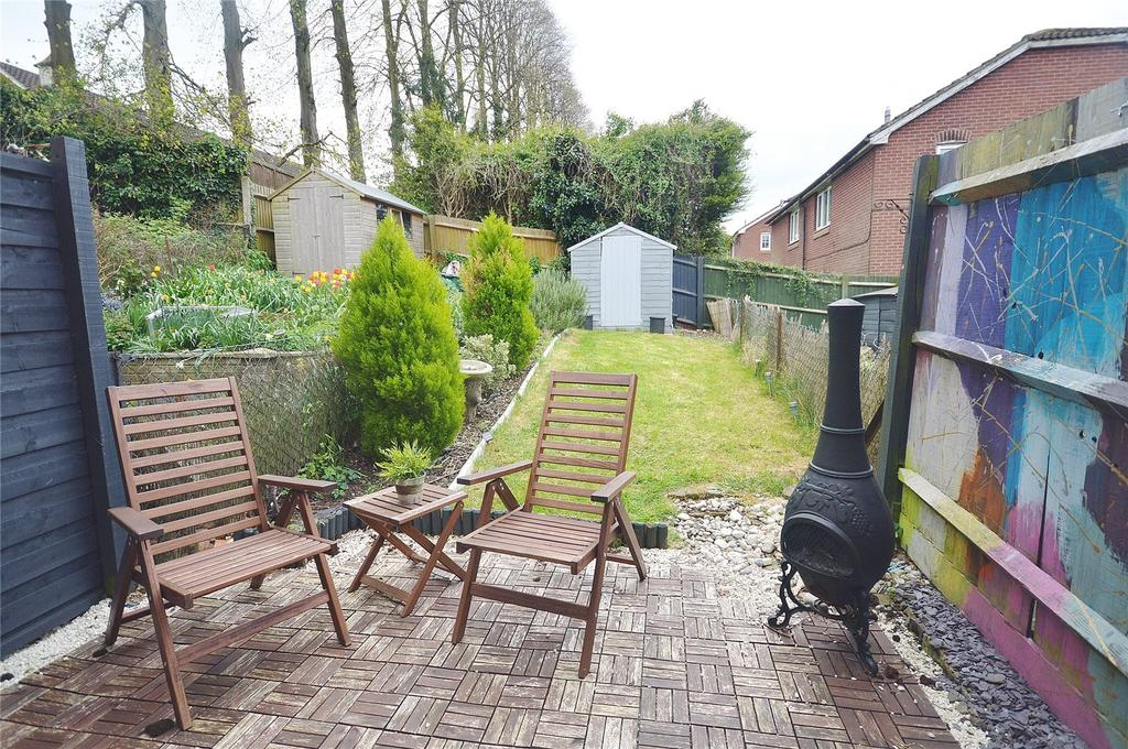 1 Bedroom Maisonette Flat for sale in Tylersfield, Abbots Langley, Hertfordshire, WD5