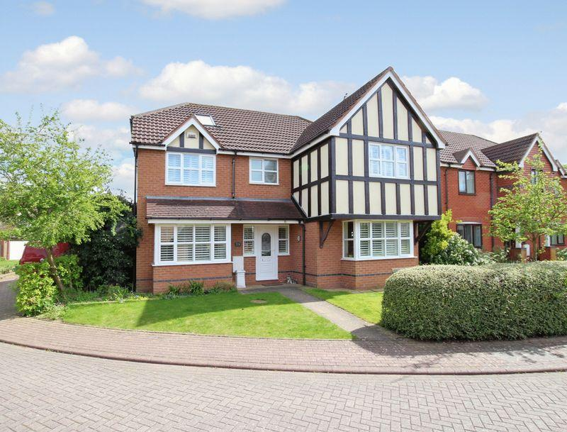 5 Bedrooms Detached House for sale in Williams Mead, Hereford
