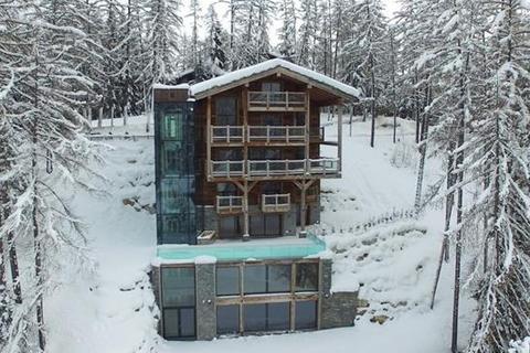 Chalet - Crans-Montana, Valais