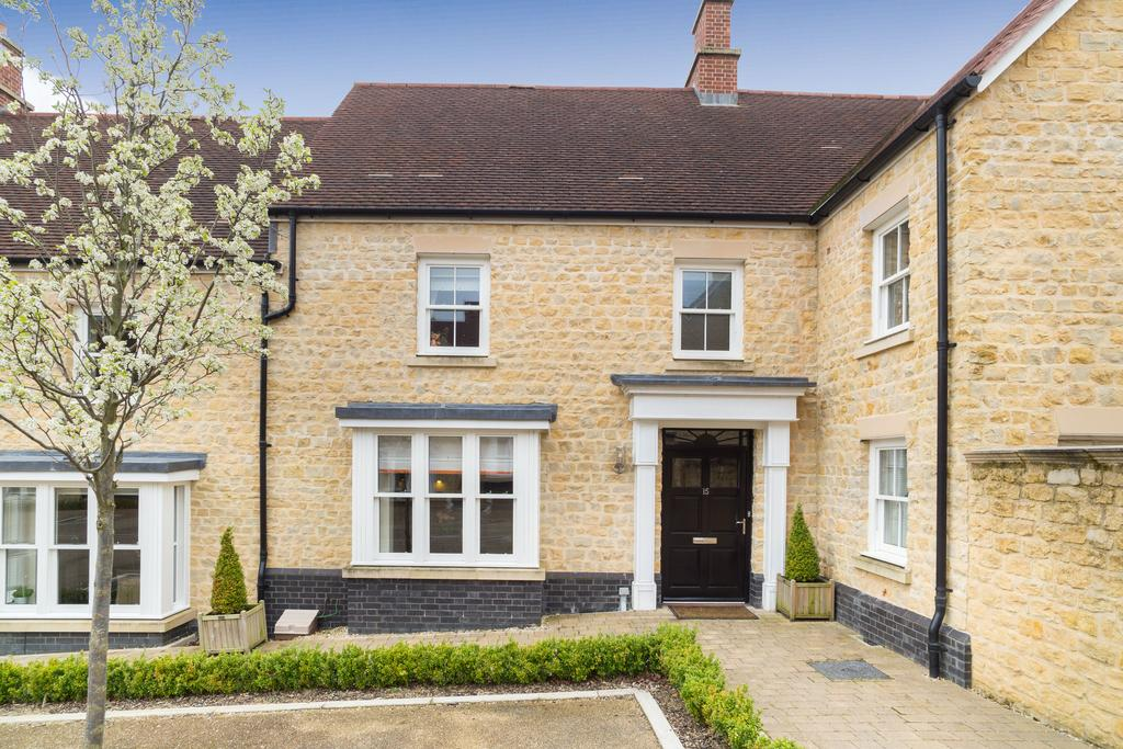 3 Bedrooms House for sale in Portman Square, Sherborne
