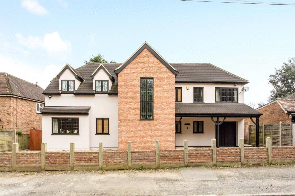 6 Bedrooms Detached House for sale in Woodlands Drive, Hoddesdon, Hertfordshire, EN11