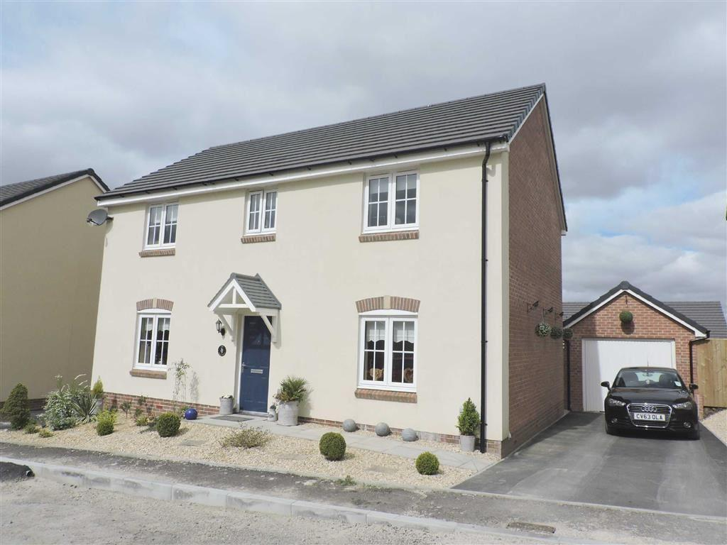 4 Bedrooms Detached House for sale in Emily Fields, Birchgrove
