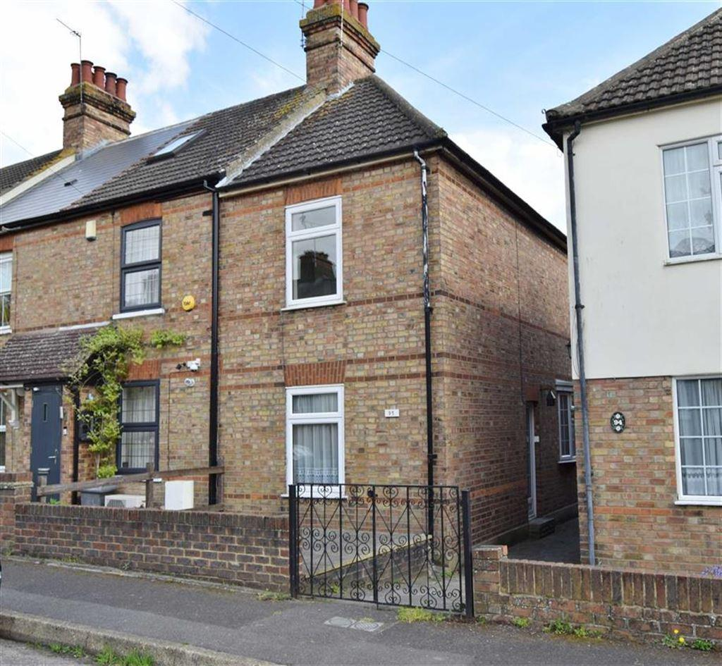 2 Bedrooms End Of Terrace House for sale in West View Road, BR8