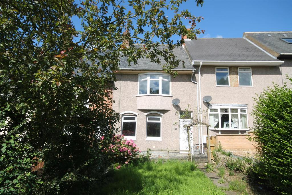2 Bedrooms Terraced House for sale in Sedgefield Terrace, Fishburn, Stockton-On-Tees