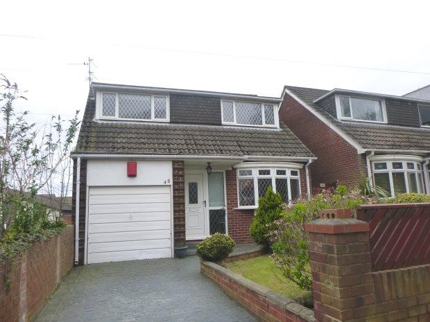 3 Bedrooms Detached House for sale in CLIFFE ROAD, RYHOPE, SUNDERLAND NORTH