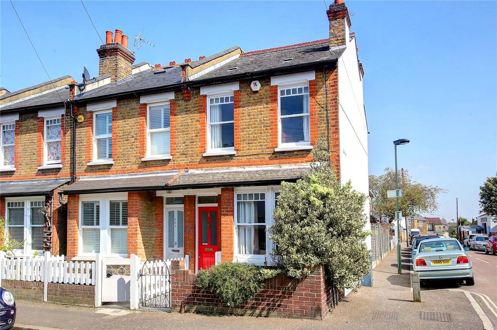 2 Bedrooms End Of Terrace House for sale in Crane Road, Twickenham, TW2
