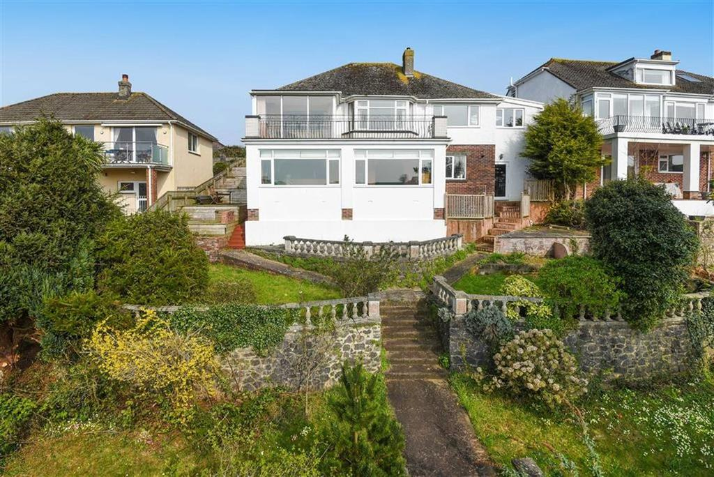4 Bedrooms Detached House for sale in Court Road, Torquay, TQ2