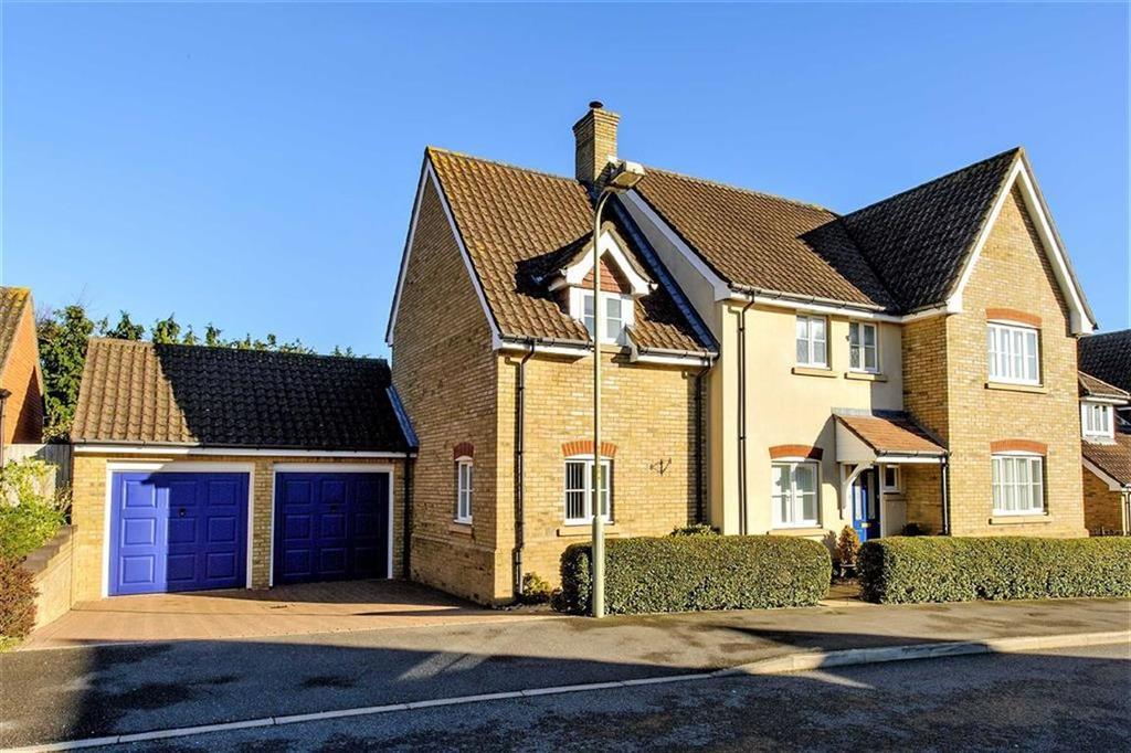 4 Bedrooms Detached House for sale in Freathy Lane, Kennington, Ashford