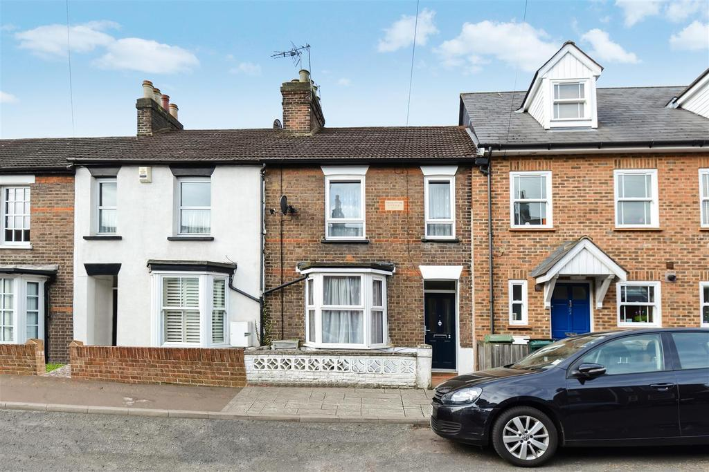 4 Bedrooms Terraced House for sale in Cavendish Road, St. Albans