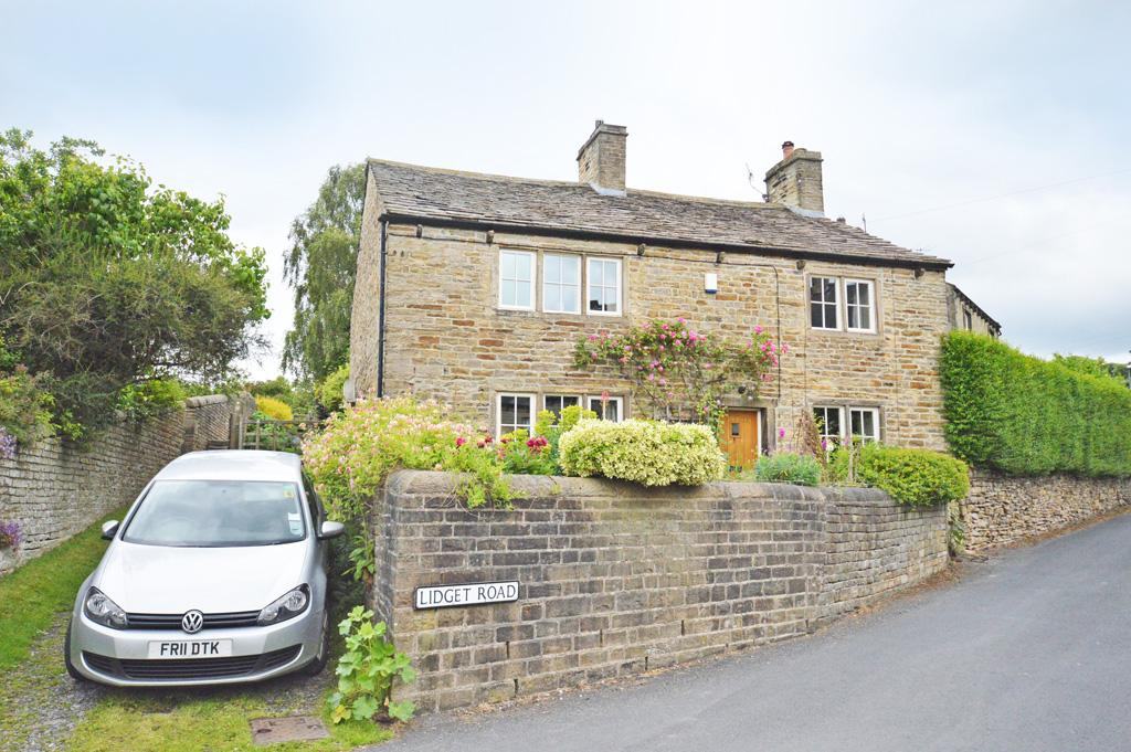 3 Bedrooms Detached House for sale in 3 Lidget Road, Bradley