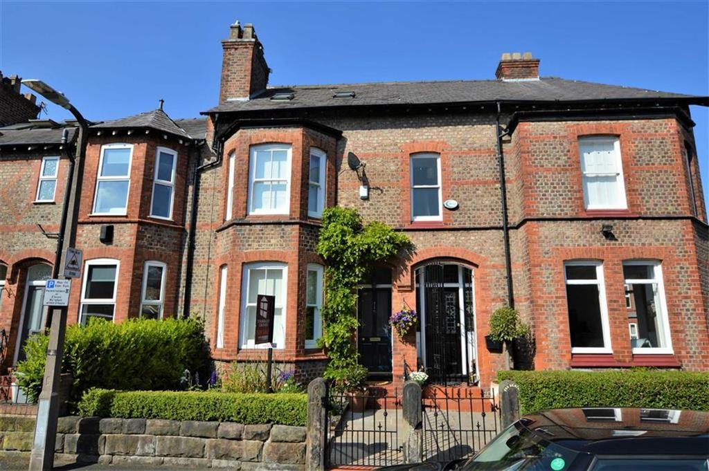 4 Bedrooms Terraced House for sale in Elm Road, Hale, Cheshire, WA15