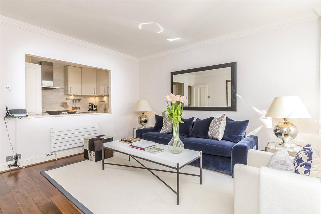 1 Bedroom Flat for sale in Culford Gardens, Chelsea, London, SW3