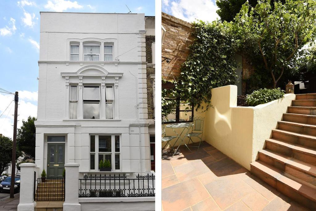 2 Bedrooms Flat for sale in Oberstein Road, Battersea, SW11