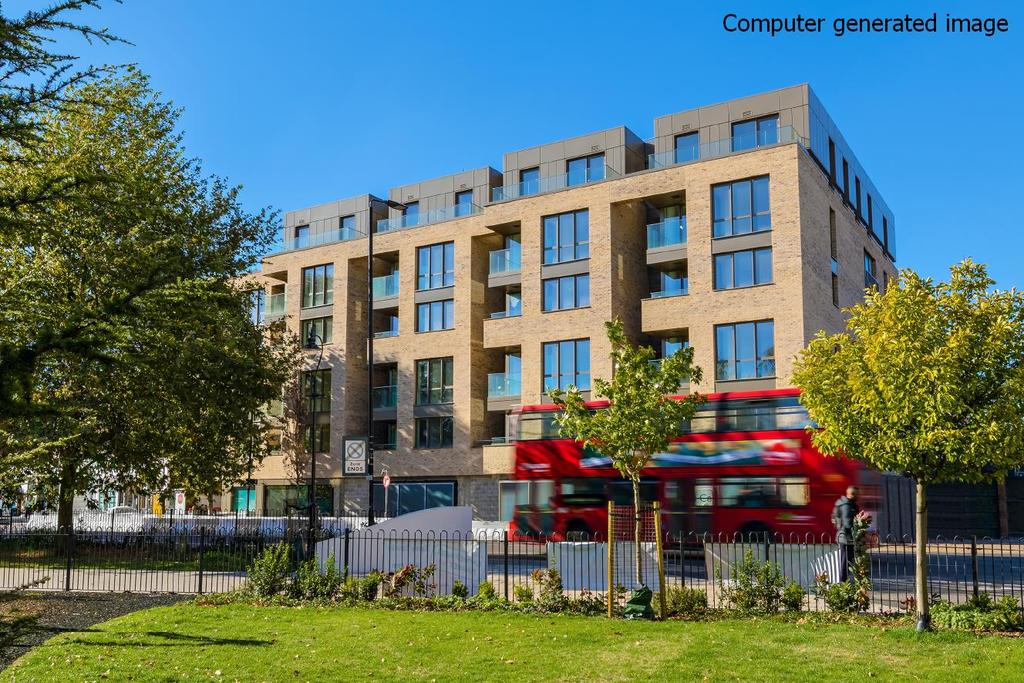 2 Bedrooms Flat for sale in Camberwell Green, Camberwell