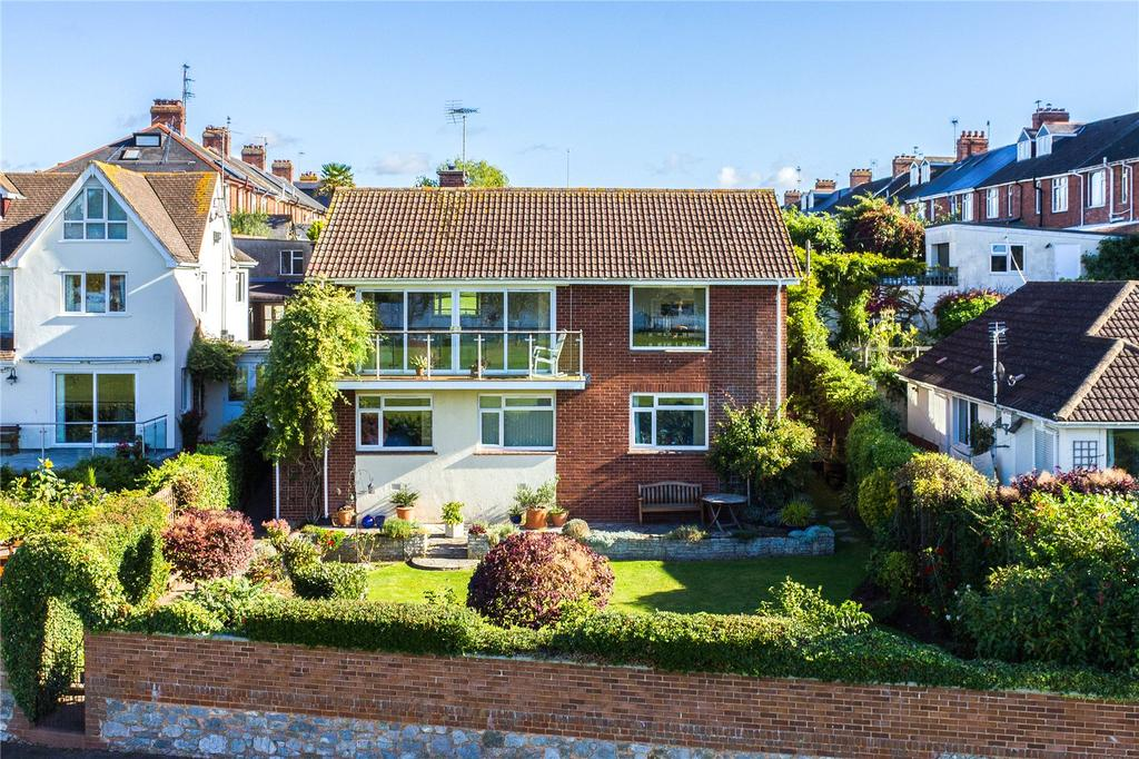 4 Bedrooms Detached House for sale in Sir Alex Walk, Topsham, Exeter, Devon
