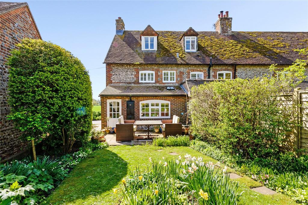 3 Bedrooms House for sale in Downs Road, West Stoke, Chichester, West Sussex