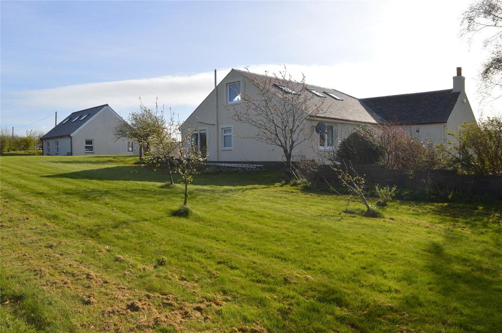 4 Bedrooms Detached Bungalow for sale in Knocksculloch, Girvan, South Ayrshire, KA26