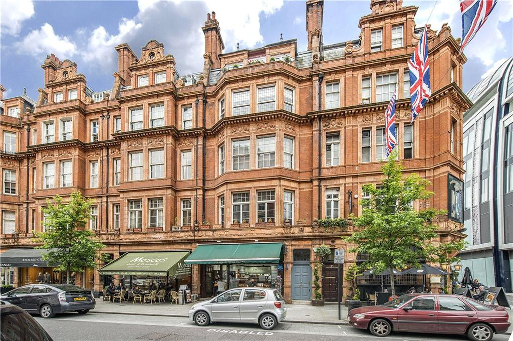 3 Bedrooms Flat for sale in North Audley Street, Mayfair, London, W1K