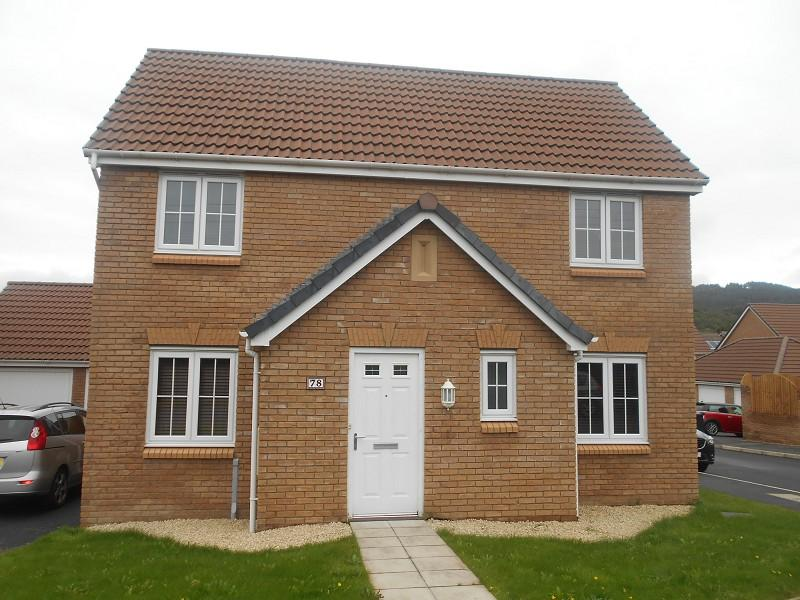 4 Bedrooms Detached House for sale in Cae Morfa Neath, Neath Port Talbot.