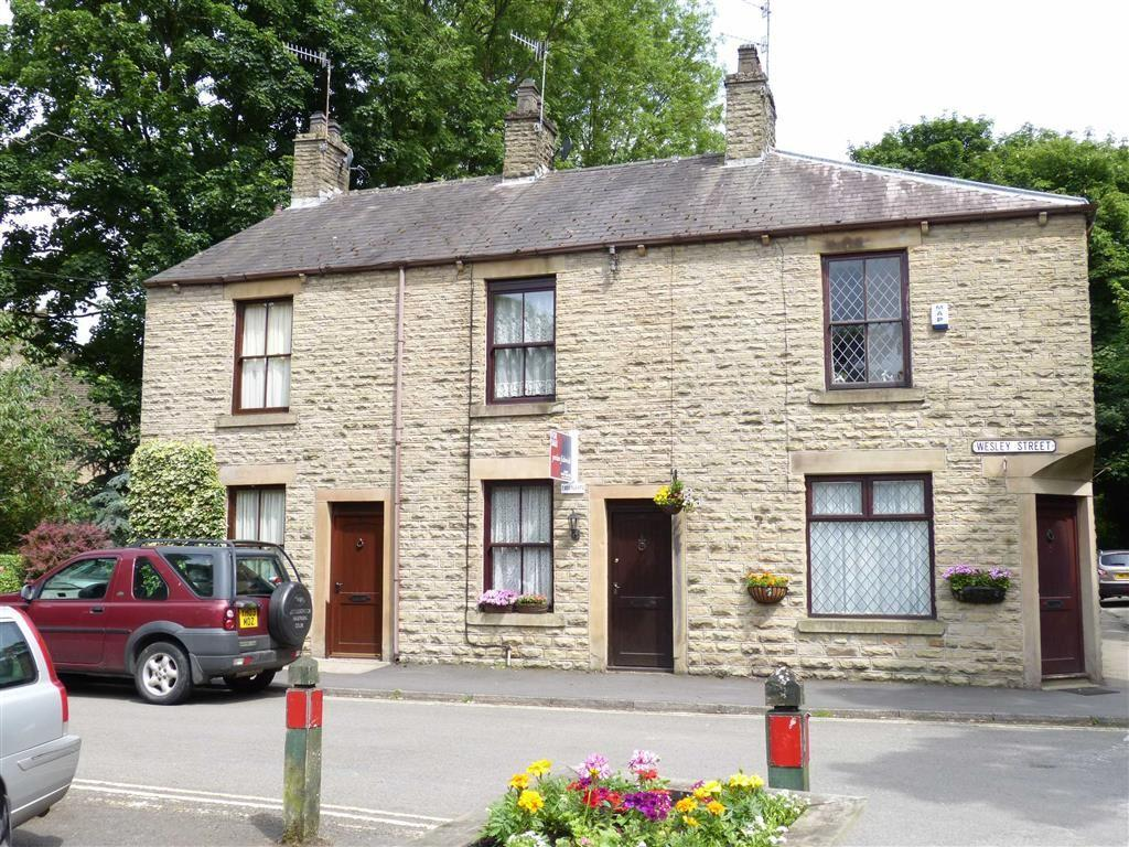 2 Bedrooms Terraced House for sale in Wesley Street, Old Glossop