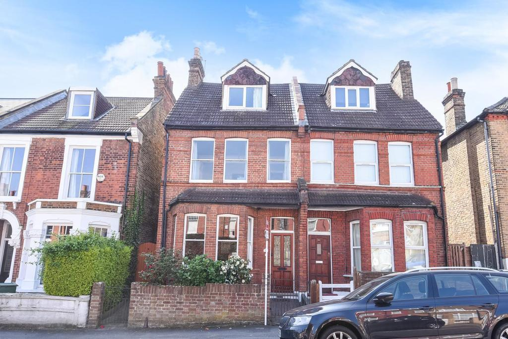 5 Bedrooms Semi Detached House for sale in Hitherfield Road, Streatham, SW16