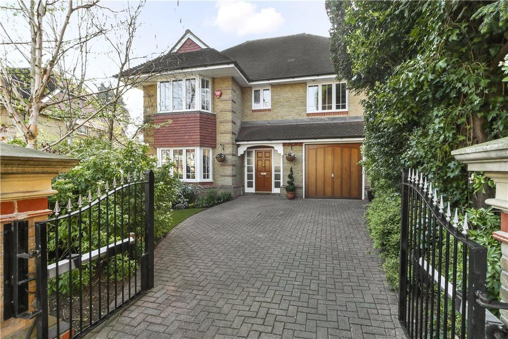 6 Bedrooms Detached House for sale in Deerhurst Road, Brondesbury Park, London, NW2