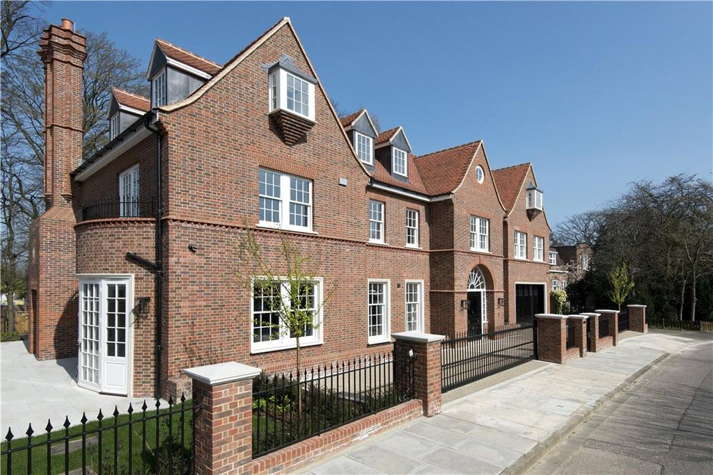 8 Bedrooms Detached House for sale in Canons Close, London, N2