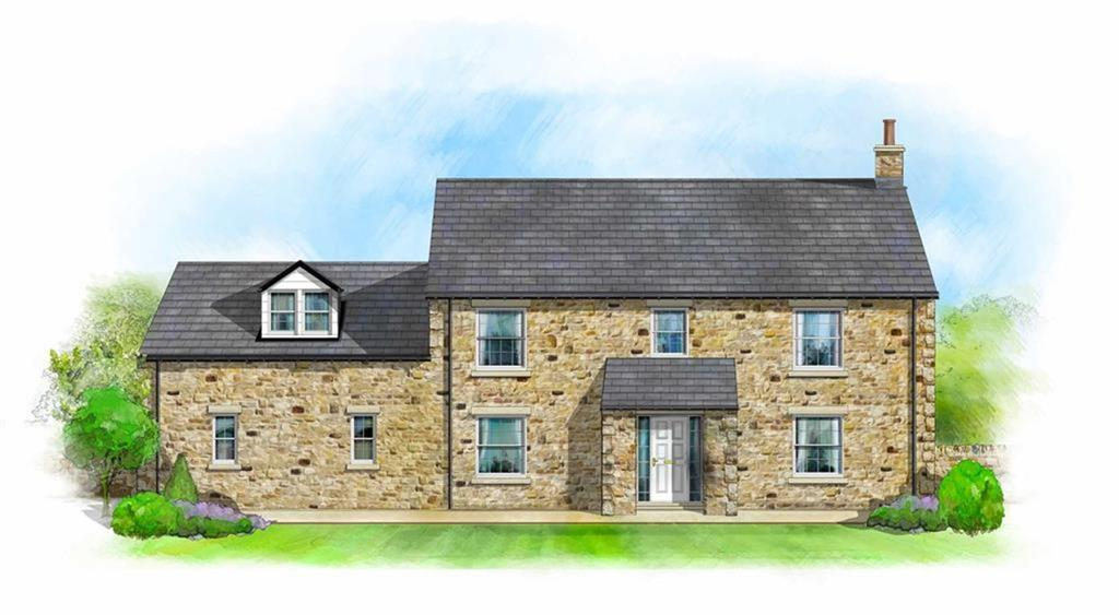 4 Bedrooms Detached House for sale in Monument Fields, Richmond, North Yorkshire
