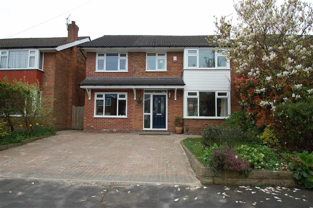 4 Bedrooms Detached House for sale in Melbourne Road, Bramhall, Cheshire