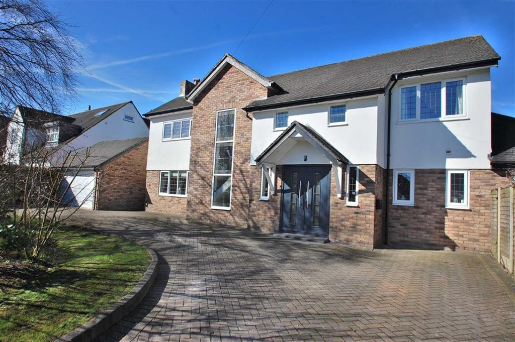 4 Bedrooms Detached House for sale in Ridgmont Road, Bramhall, Cheshire