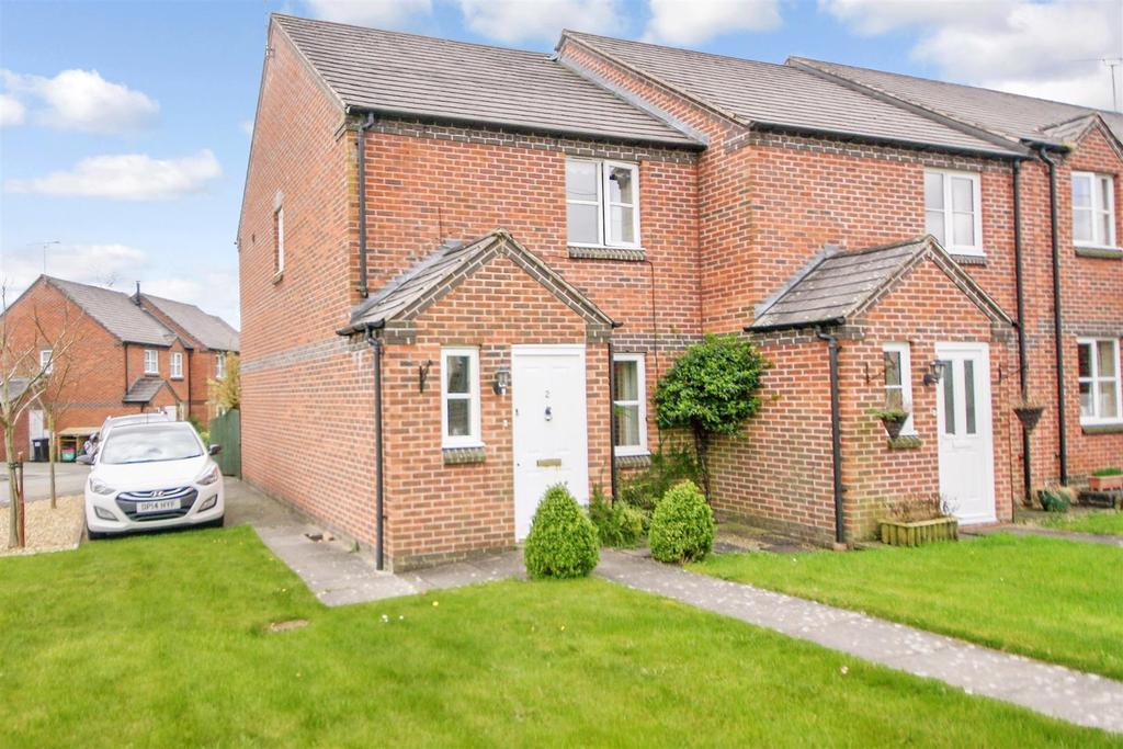 2 Bedrooms End Of Terrace House for sale in Hafan Y Dorlan, Llanrhaeadr Ym Mochnant, Oswestry