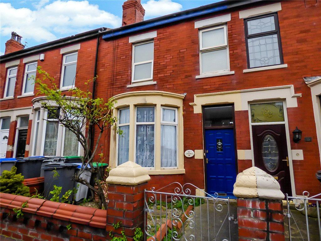 3 Bedrooms Terraced House for sale in Condor Grove, Blackpool, Lancashire