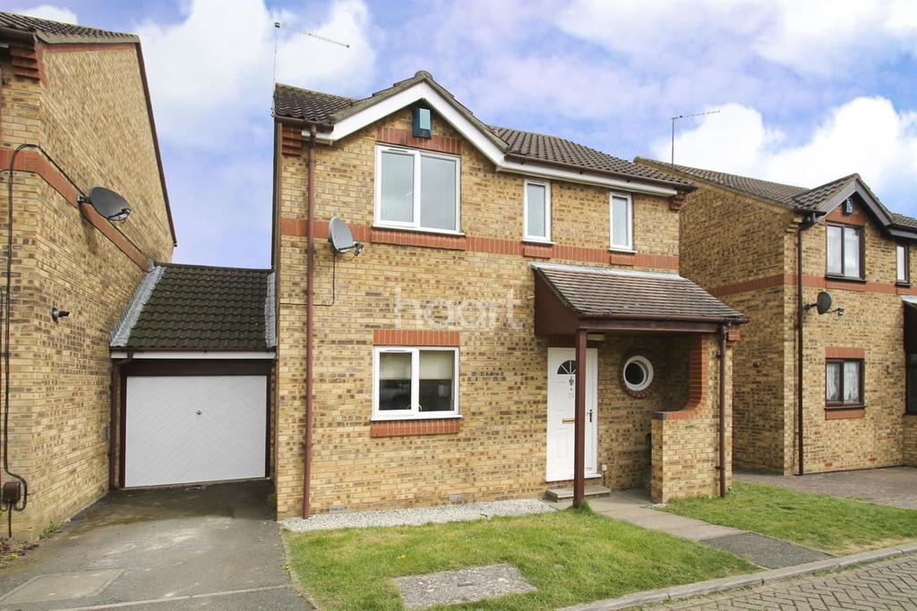 3 Bedrooms Detached House for sale in The Fairoaks, Wakes Meadow, Northampton