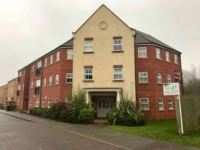 2 Bedrooms Apartment Flat for rent in Bluebell Road, East Ardsley, Wakefield WF3