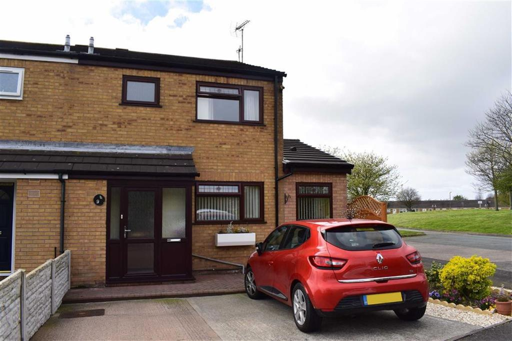 3 Bedrooms Semi Detached House for sale in Woodpecker Close, CH49