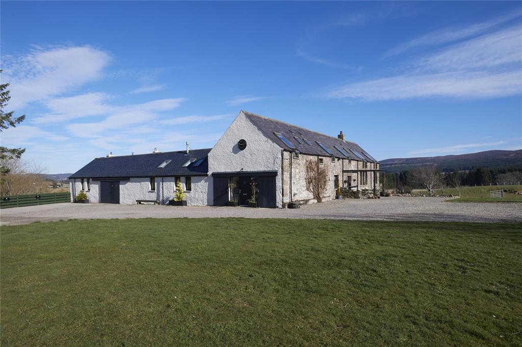 3 Bedrooms Detached House for sale in Gask House, Farr, Inverarnie, IV2