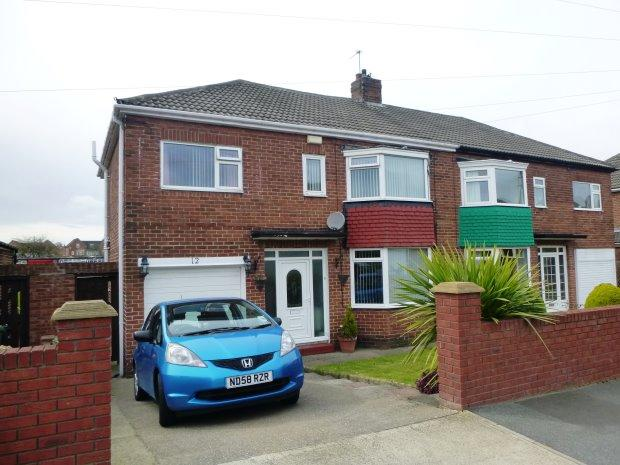 4 Bedrooms Semi Detached House for sale in CANBERRA ROAD, HIGH BARNES, SUNDERLAND SOUTH