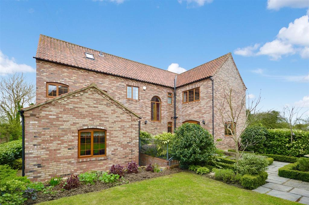 5 Bedrooms Detached House for sale in Church Road, Stow, Lincoln