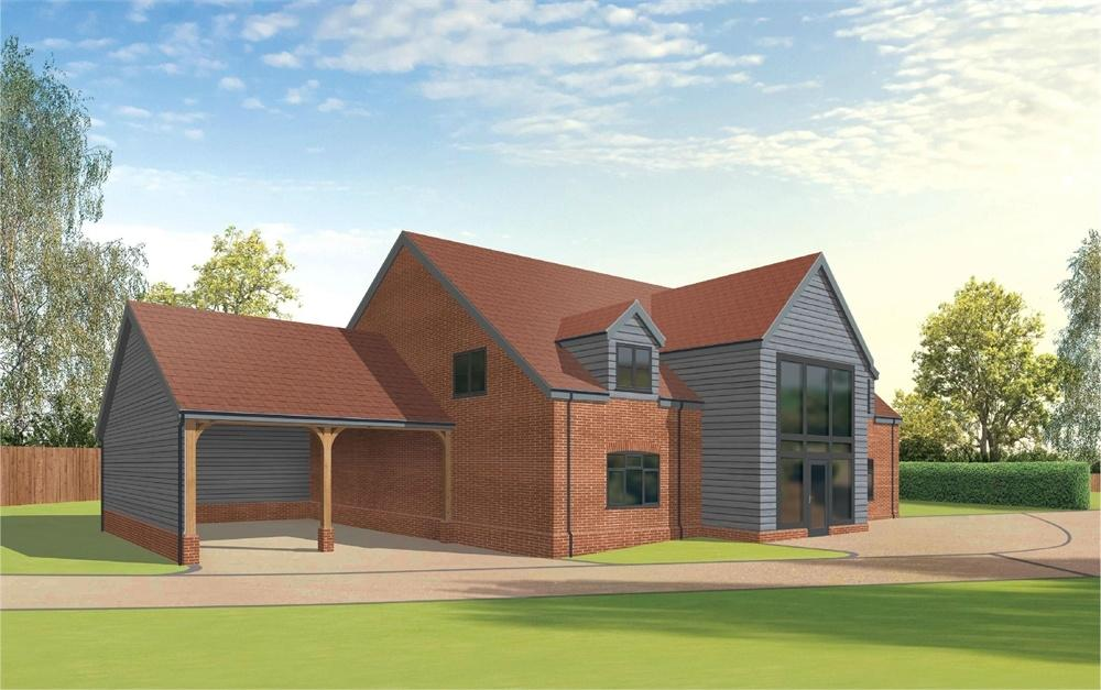 5 Bedrooms Detached House for sale in Parsonage Hill, BURES, Essex